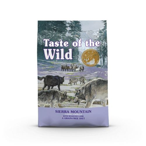 Taste of the Wild Sierra Mtn Canine 12,2 kg
