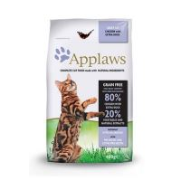 Applaws Granule Cat Adult Chicken and Duck 400g